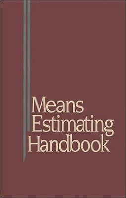 Means Estimating Handbook by R. S., Staff Means (1990, Hardcover)