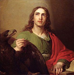 Wikipedia.org/***CHRISTIAN-- John the Evangelist--JOHN OF THE BIBLE