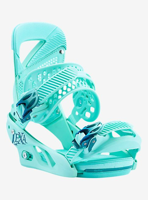 Shop the Burton Lexa Snowboard Binding along with more Women's Snowboard Bindings from Winter 16 at Burton.com