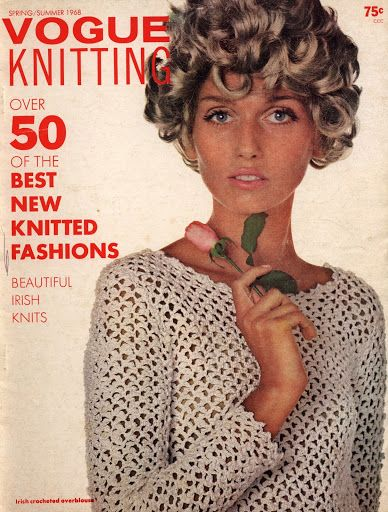 Spring/Summer 1968 | Vogue Knitting