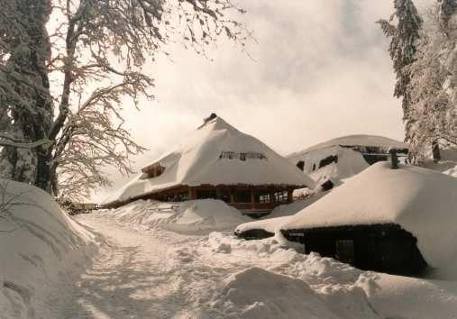 Seebuckhütte, Feldberg, Schwarzwald