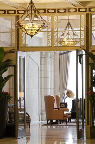 Hotel Deal Checker - Fairmont Peace Hotel Shanghai