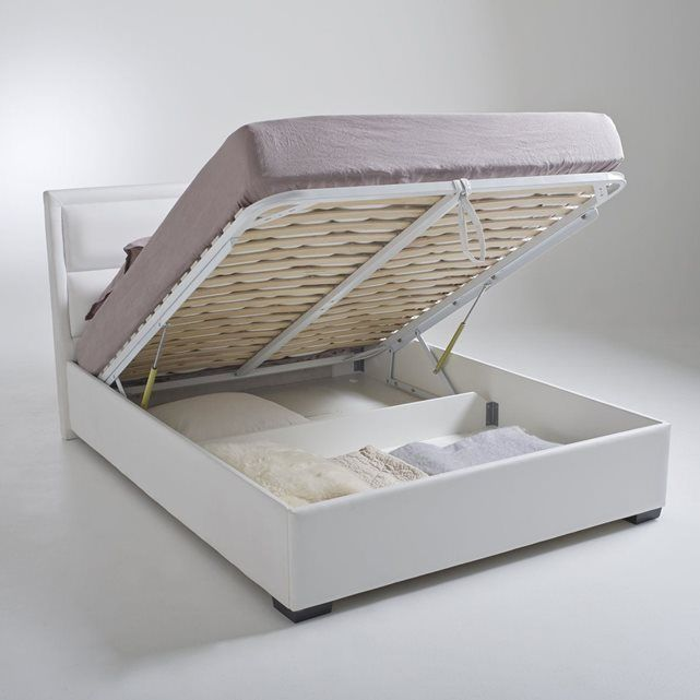 les 25 meilleures id es de la cat gorie lit relevable sur. Black Bedroom Furniture Sets. Home Design Ideas