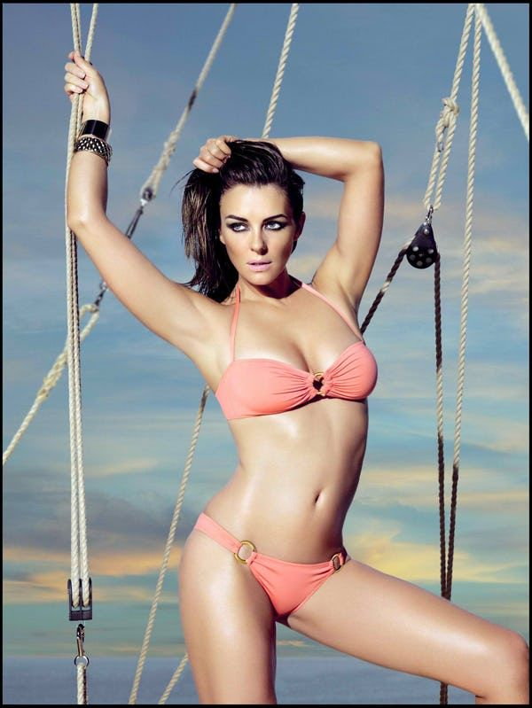 Congratulate, you Elizabeth hurley beautiful and completely nude can recommend