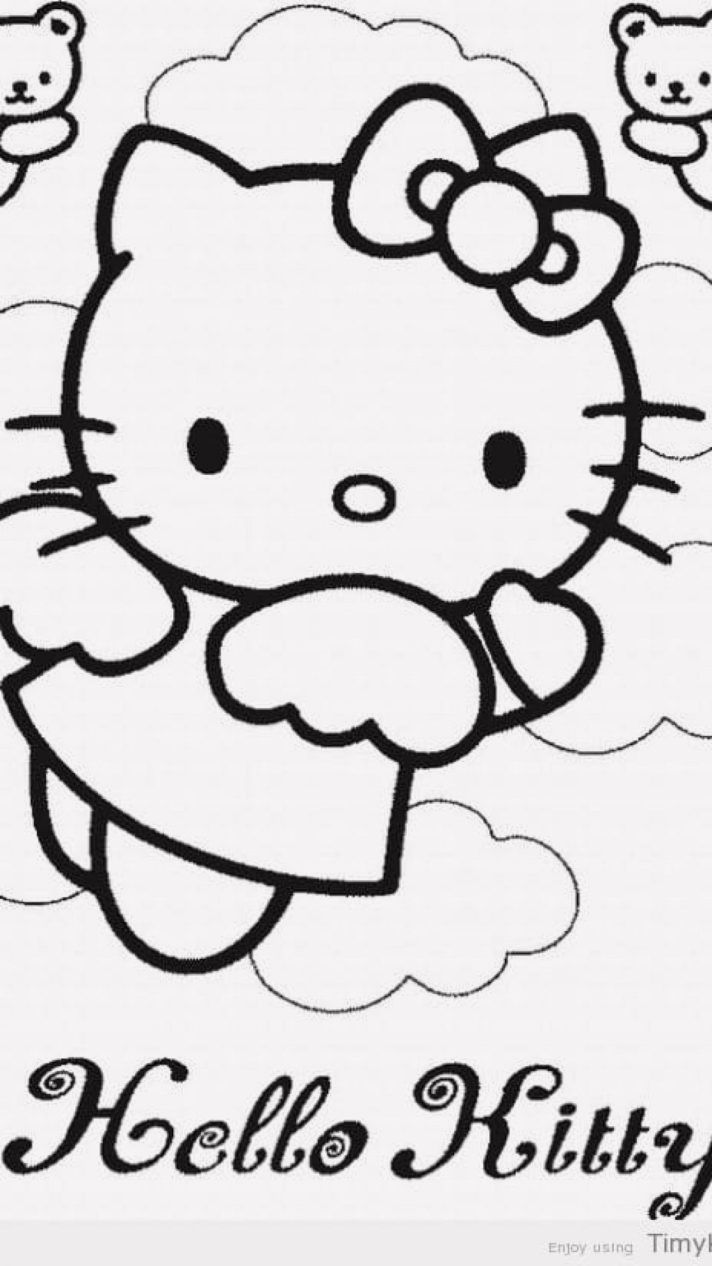 15 Hello Kitty Coloring Pages Thanksgiving In 2020 Hello Kitty Colouring Pages Cat Coloring Book Kitty Coloring