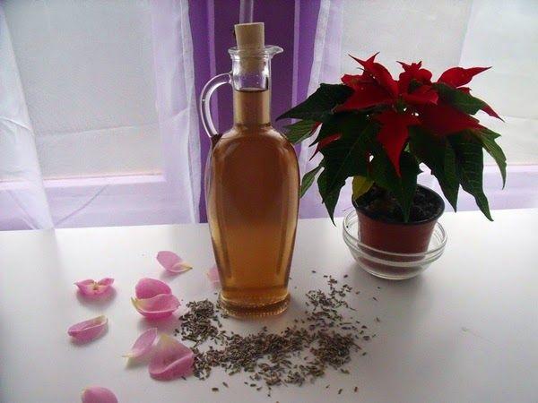 MishaBeauty - DIY kosmetika: Dárkový balíček VIII - levandulový sirup