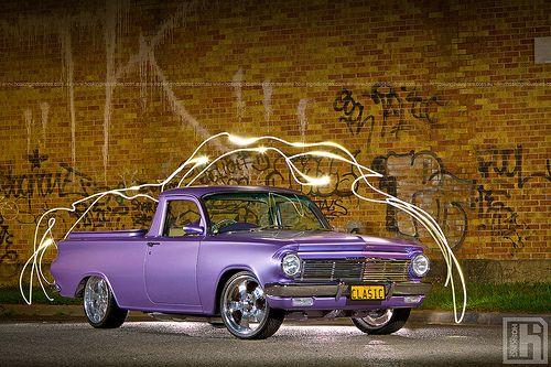 Very nice! Sacilotto Family's Holden EH Utility 'CLASSIC'