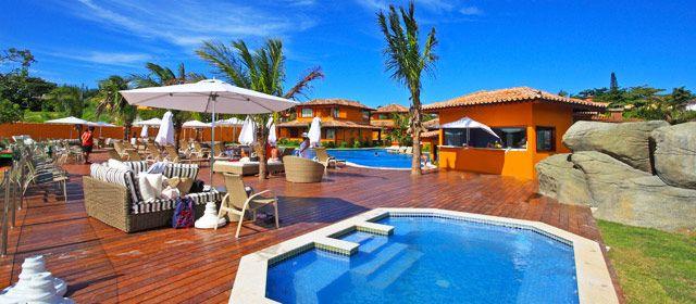 Férias de Janeiro - Ferradura Resort Búzios