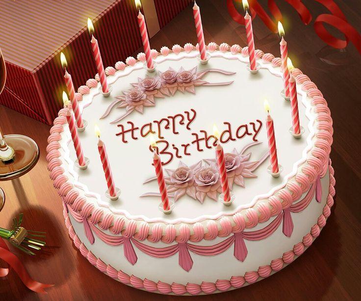 Las 25 mejores ideas sobre imagen de happy birthday en - Bizcochos para cumpleanos ...