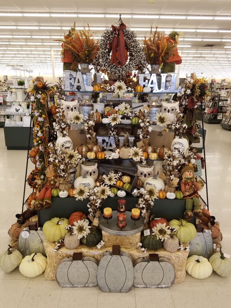 Best hobby lobby fall decor ideas on pinterest