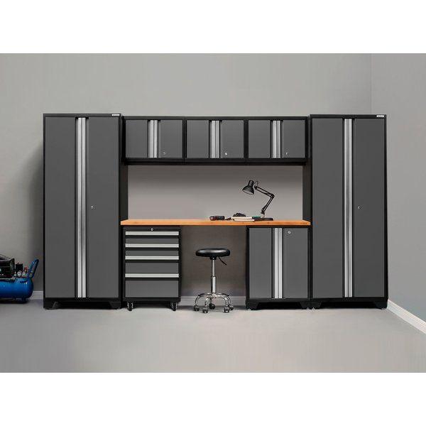 Bold 3 0 Series 8 Piece Storage Cabinet Garage Storage Organization Storage Garage Storage
