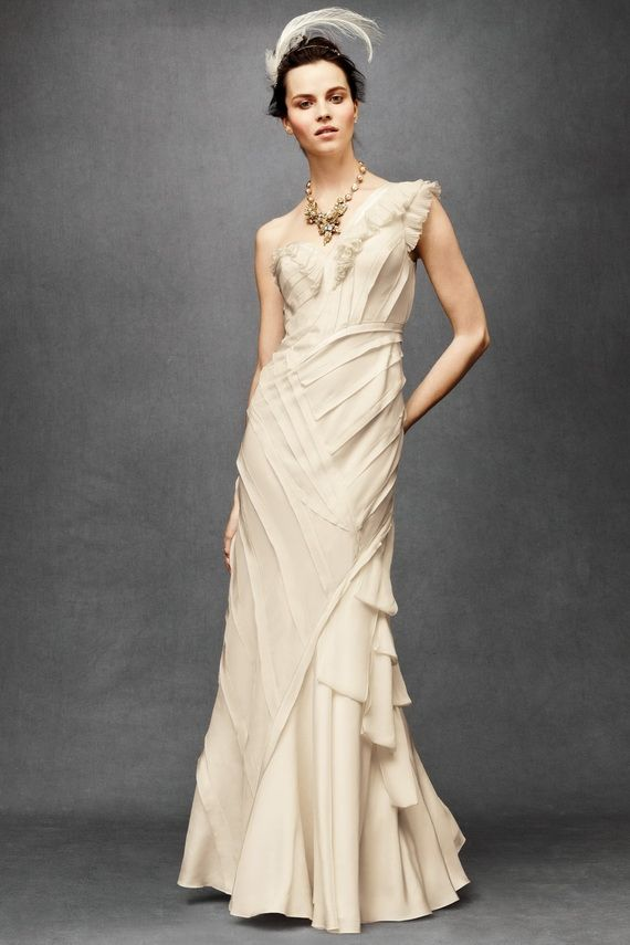 Anthropologie New York Bridal Dresses