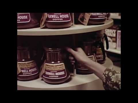 Classic commercials for Maxwell House coffee - YouTube