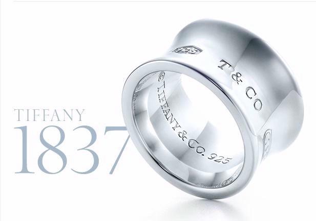 Pin 79376012154544700 Tiffany 1837 Ring