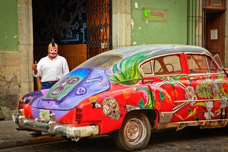 Lucha Libre at Oaxaca Mexico