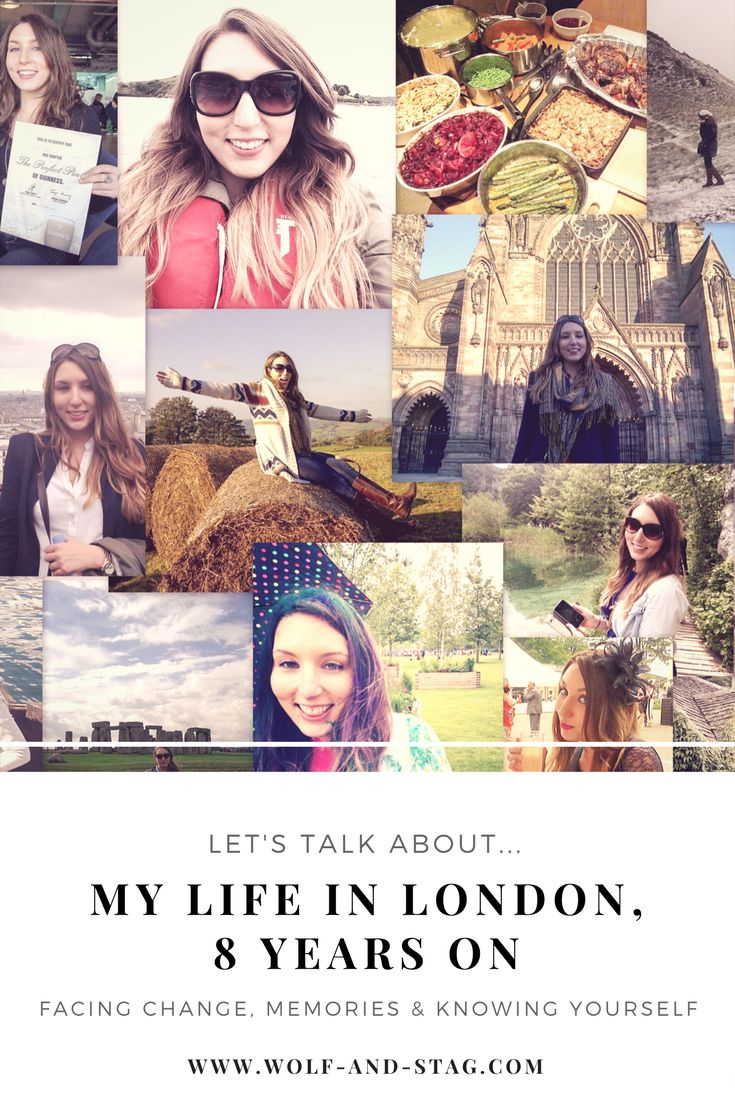 It will soon be 8 years since I left my home in the US to live in London. In this blog post, I chat about making that change, knowing myself, and the memories that help me know it was all worth it | Expat Chat & Travel Diaries | Wolf & Stag