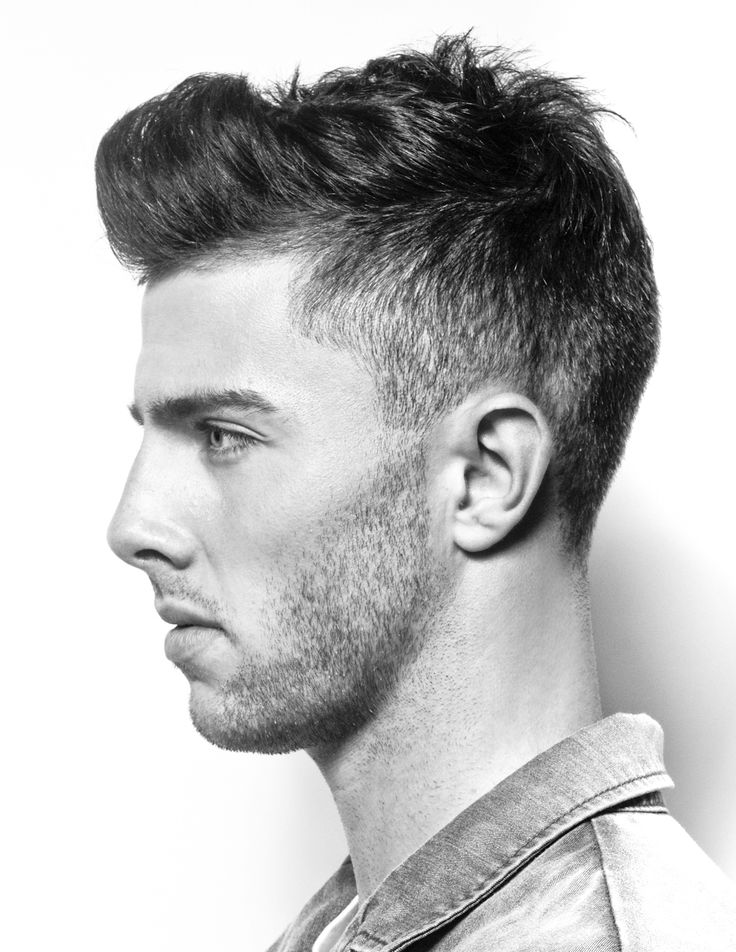 mens cut side view | My Work! | Pinterest | Men's cuts