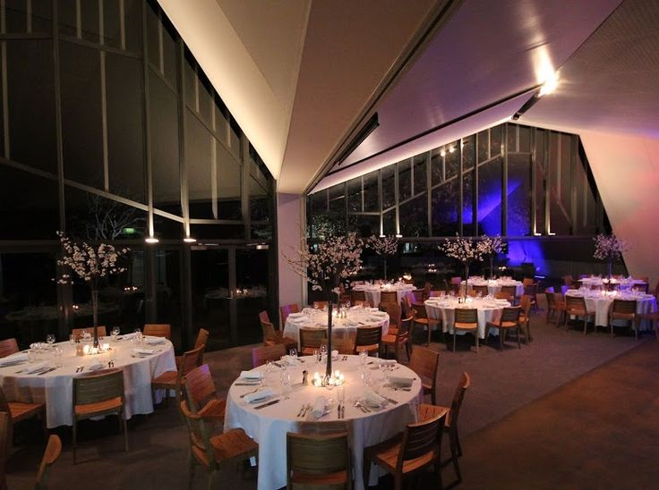 Wedding reception venue at Peppermint Bay