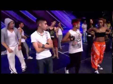 Zayn's nerves at X Factor bootcamp - itv.com/xfactor - YouTube