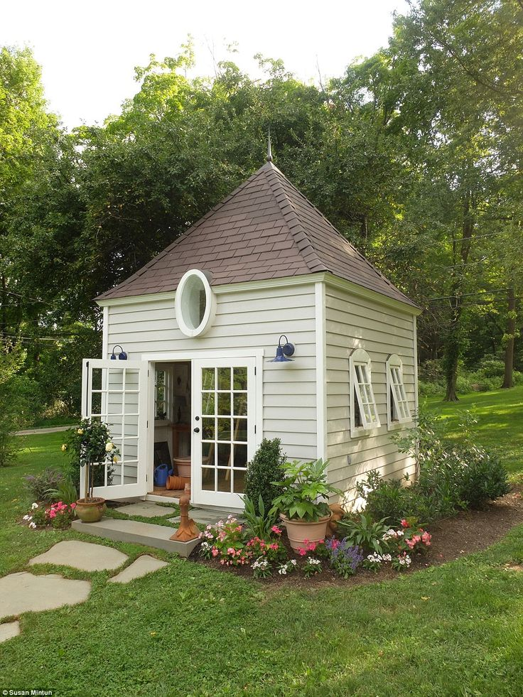 1000 Images About She Sheds On Pinterest Backyard