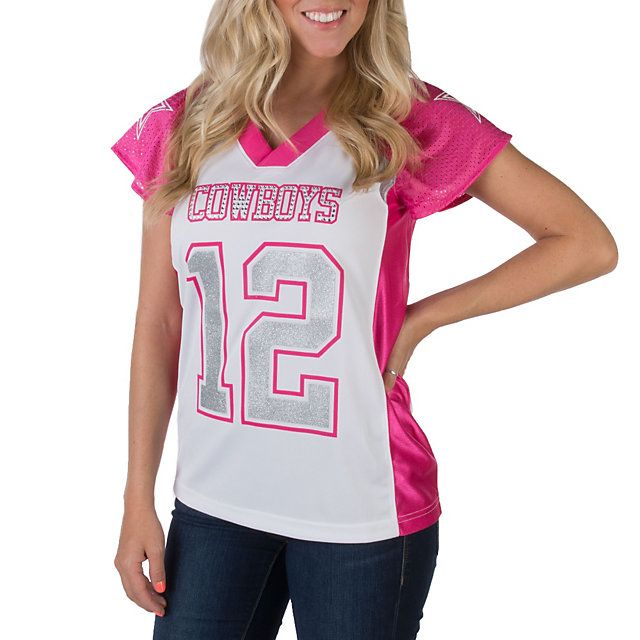 best sneakers a43b2 bafeb where to buy pink dallas cowboys jersey 8ce91 88860