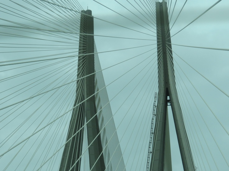 the worli sea link!  mumbai ;)