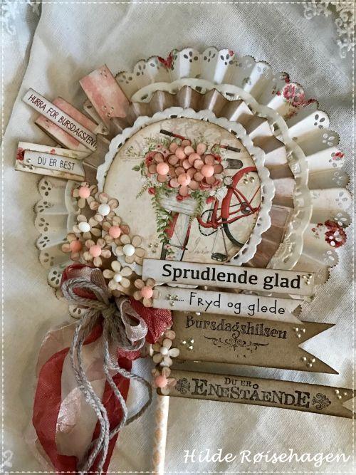 Lollipop Card - Hilde Røisehagen - Stempelglede :: Design Team Blog