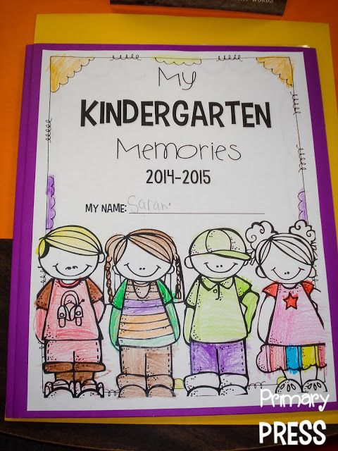 Kindergarten Memory Book Cover Ideas : Best images about scammed by a kindergartener on