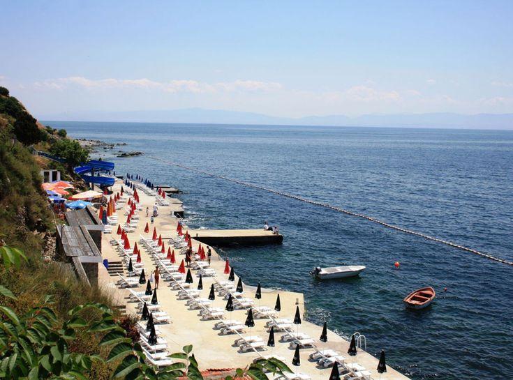 İstanbul'un Sere Serpe Uzanılası 8 Plajı