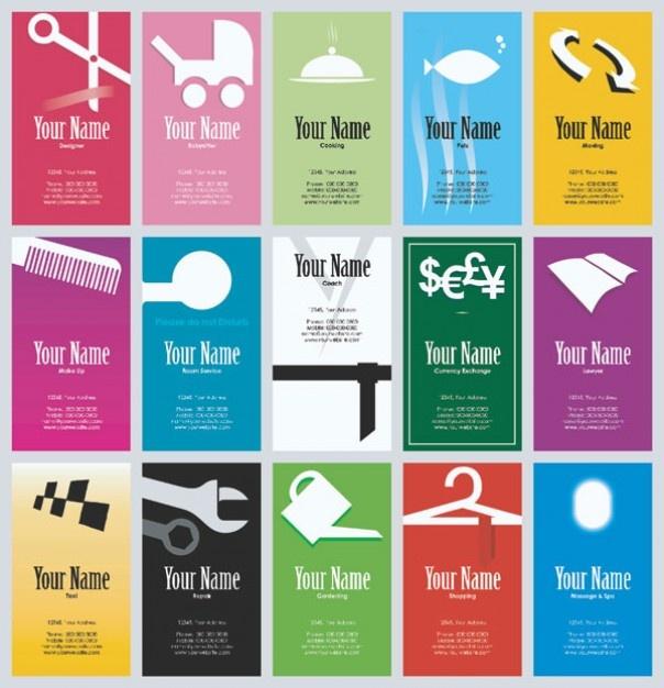 Más de 25 ideas fantásticas sobre Visiting Card Maker en Pinterest - visiting cards