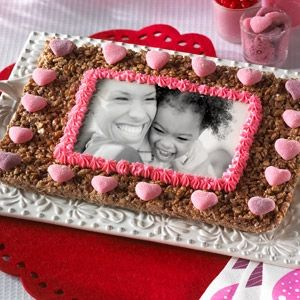 Chocolaty Photo Frame