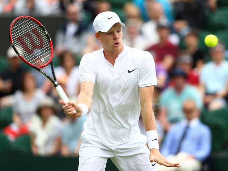 Edmund and Ward fall on day one