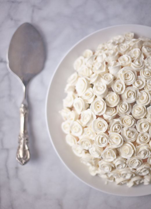 Easter Cheesecake | ZoeBakes  {This would be great for Mother's Day too or a Garden/Tea Party!}