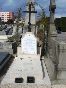 Françoise Dolto, cimetière de Bourg la Reine