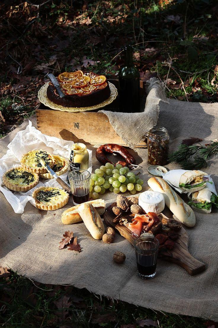 Piquenique de Inverno #  Winter picnic