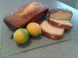 The best lemon loaf ever!