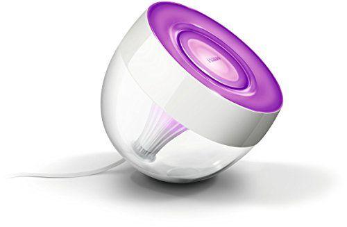 Philips – Hue Lampe Connectée Living Colors – Iris Hue Lumière – Pilotable Via Smartphone: Un pont de connexion ou un kit de démarrage est…