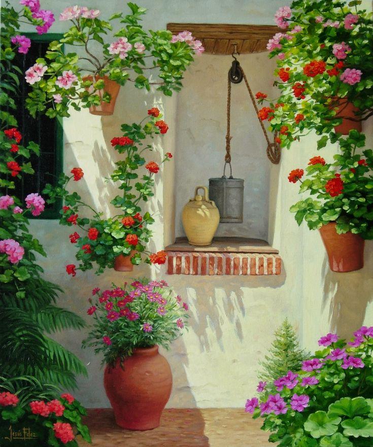 365 mejores ideas sobre ideas para el jard n en pinterest for Arboles florales para jardin