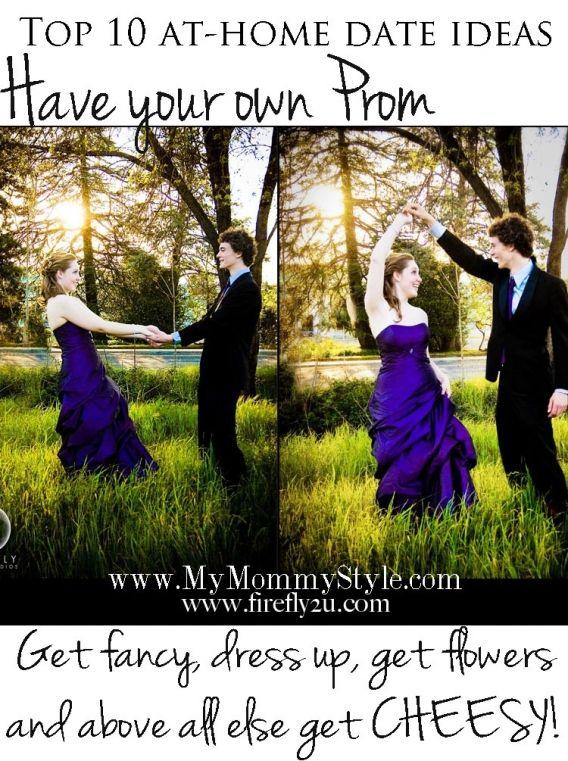 Creative romantic date ideas