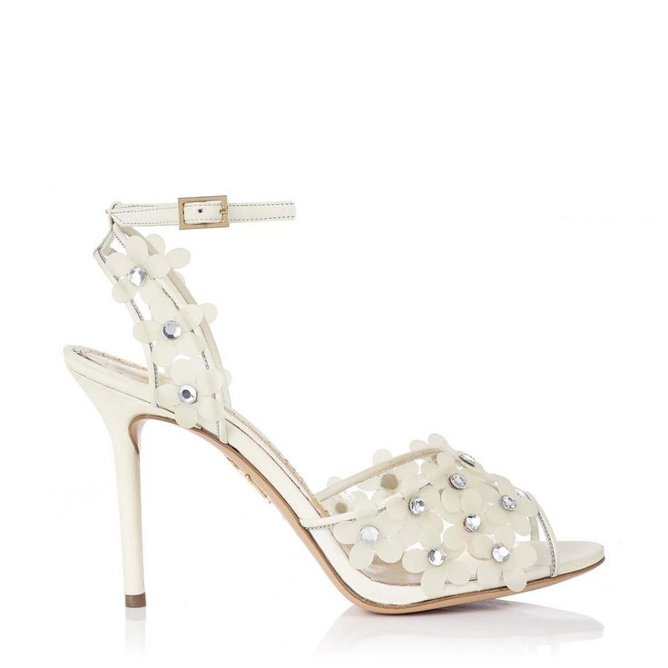 Jewelled NOT SO SECRET GARDEN Mules Spring/summerCharlotte Olympia F6RnI