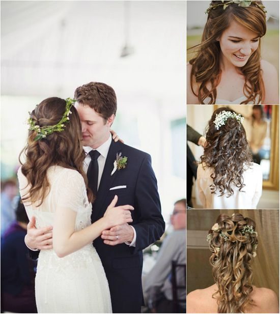 Curly Hair Extensions Can Make You Look Charming Enough in Your Wedding –