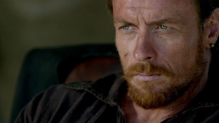 I especially love him in Black Sails. Although I've never seen a movie he did that I didn't like.
