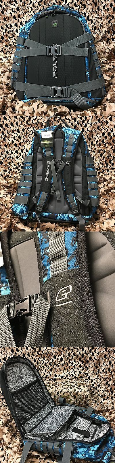 Equipment Bags and Cases 64672: New Planet Eclipse 2016 Gx Gravel Paintball Backpack Gear Bag - Ice Blue -> BUY IT NOW ONLY: $79.95 on eBay!