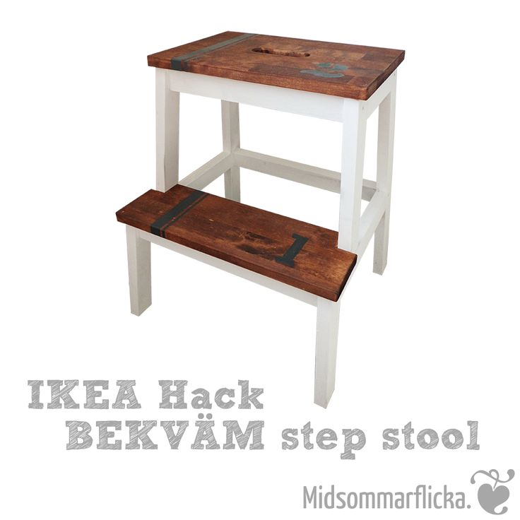 IKEA Hack . Ikea StoolStep ...  sc 1 st  Pinterest & 150 best Ikea Stool images on Pinterest   Ikea stool Step stools ... islam-shia.org