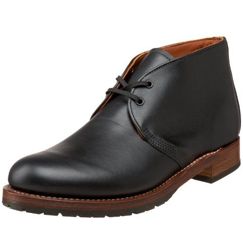 Red Wing Heritage Men's 9024 Beckman Chukka Boot,Black,10 D(M) US - http://authenticboots.com/red-wing-heritage-mens-9024-beckman-chukka-bootblack10-dm-us/