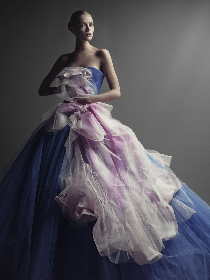 Dior Evening Gowns 2018