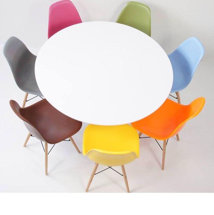 Tulip chair skandium - Knoll Saarinen Tulip Table Images Wood Round Modern