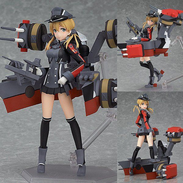 Figma 303 Prinz Eugen from Kantai Collection [IN STOCK]  $135 AUD (FREE standard parcel post to anywhere in Australia) Now available from: https://www.figurecentral.com.au/products/figma-303-prinz-eugen-from-kantai-collection-in-stock?variant=20561874049  #figma #prinzeugen #kancolle #kantaicollection #maxfactory #figurecentral