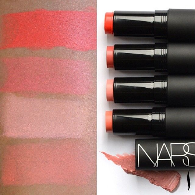 """""""Matte Multiples give new possibilities and versatility. There's no rules no right way or wrong way."""" -François Nars @Vanessa Walker Cosmetics"""