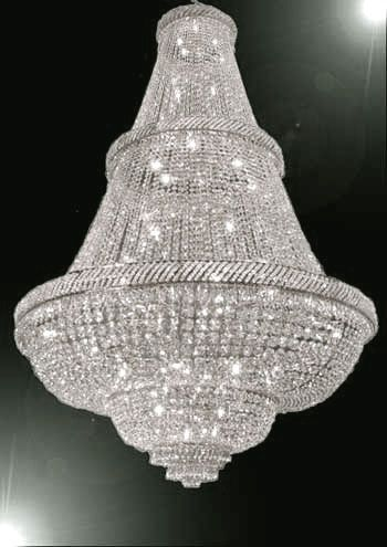 A93-C6/448/48  Empire Style CHANDELIER Chandeliers, Crystal Chandelier, Crystal Chandeliers, Lighting